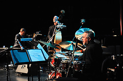 20150102 The Bechtler Museum of Modern Art celebrated it's 5th anniversary January 2, 2015 with a special performance of Jazz at the Bechtler in the Knight Theater. The concert featured the Ziad Jazz Quartet and a host of special guests including Maria Howell and Toni Tupponce. <br /> © Laura Mueller<br /> www.lauramuellerphotography.com