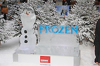 Frozen - VIP Screening, Odeon Leicester Square, London UK, 17 November 2013, Photo by Brett D. Cove