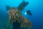 The wrecks of Truk Lagoon : Heian Maru