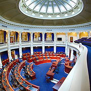 Idaho State Capitol building, House Chamber