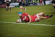 Bath Rugby v Llanelli Scarlets European Rugby Champions Cup 120118