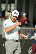 Tyrrell Hatton (ENG) on the 17th during the final round of the Arnold Palmer Invitational presented by Mastercard, Bay Hill, Orlando, Florida, USA. 08/03/2020.<br /> Picture: Golffile   Scott Halleran<br /> <br /> <br /> All photo usage must carry mandatory copyright credit (© Golffile   Scott Halleran)