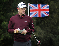Golf - 2018 Sky Sports British Masters - Thursday, First Round<br /> <br /> , at Walton Heath Golf Club.<br /> <br /> COLORSPORT/ANDREW COWIE