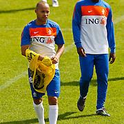 NLD/Katwijk/20100831 - Training Nederlands Elftal kwalificatie EK 2012, Demy de Zeeuw