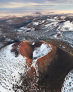 Sunset Crater National Monument, AZ