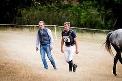Westerich Falk-Filip-Finn, GER, Clair de Lune Blanc RW<br /> CCI Arville 2020<br /> © Hippo Foto - Sharon Vandeput<br /> 22/08/20