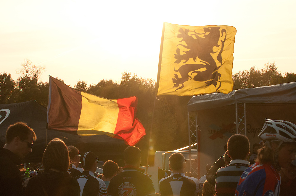 Raphasupercross Final. Alexandra Palace. London, October 23. 2011