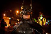 Batman looking fierce.