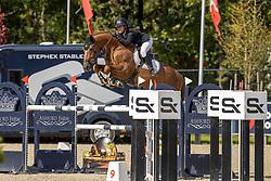 De Laet Caroline, BEL New Star Quality<br /> Belgian Championship 7 years old horses<br /> SenTower Park - Opglabbeek 2020<br /> © Hippo Foto - Dirk Caremans<br />  13/09/2020
