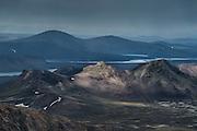 Landmannalaugar in South-Iceland