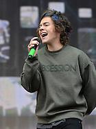 BBC Radio Big Weekend  Glasgow  Day 2 <br /> One Direction  Harry Styles <br /> Pix dave nelson