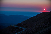 Pikes Peak Hill Climb. MANDATORY CREDIT Jamey Price