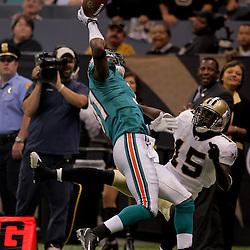 09-03-2009 Preseason - Miami Dolphins at New Orleans Saints