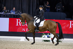 Krinke-Susmelj Marcela, SUI, Smeyers Molberg<br /> Grand Prix Freestyle<br /> FEI World Cup Dressage Final, Omaha 2017 <br /> © Hippo Foto - Dirk Caremans<br /> 01/04/2017