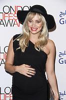 Kimberly Wyatt, London Lifestyle Awards 2014, The Troxy, London UK, 08 October 2014, Photo By Brett D. Cove