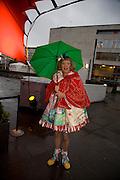 GRAYSON PERRY The Hayward Gallery 40th birthday Gala. hayward Gallery. South Bank. 9 July 2008 *** Local Caption *** -DO NOT ARCHIVE-© Copyright Photograph by Dafydd Jones. 248 Clapham Rd. London SW9 0PZ. Tel 0207 820 0771. www.dafjones.com.