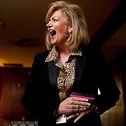 Senator Lori Klein, Arizona State Senate members lounge, Phoenix, Arizona