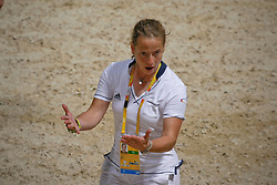 Werth Isabell (GER)<br /> Olympic Games Hong Kong 2008<br /> Photo © Dirk Caremans - Hippo Foto