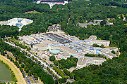 Nederland, Gelderland, Gemeente Nijmegen, 26-06-2013;  CWZ, Canisius-Wilhelmina Ziekenhuis.<br /> luchtfoto (toeslag op standaard tarieven);<br /> aerial photo (additional fee required);<br /> copyright foto/photo Siebe Swart.