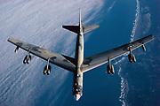 B-52H, Oregon coast