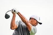 Tiger Woods, 2019. Photograph by Darren Carroll.