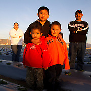 The First Tee of Monterey County opens the door to golf, as well as academic tutoring,  to many underprivileged kids of Salinas, CA, like Jose Calderon. Jose's father, Alberto, and mother, Josefina, work the nearby fields and Jose's two brothers often with Jose at the First Tee.