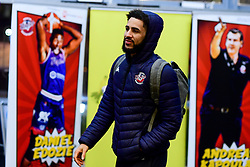 Chris Taylor of Bristol Flyers arrives at SGS Wise Arena prior to kick off - Photo mandatory by-line: Ryan Hiscott/JMP - 17/01/2020 - BASKETBALL - SGS Wise Arena - Bristol, England - Bristol Flyers v London City Royals - British Basketball League Championship