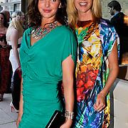 NLD/Amsterdam/20100521 - Uitreiking Dutch Model Awards 2010, Sylvia Geersen en Daphne Deckers