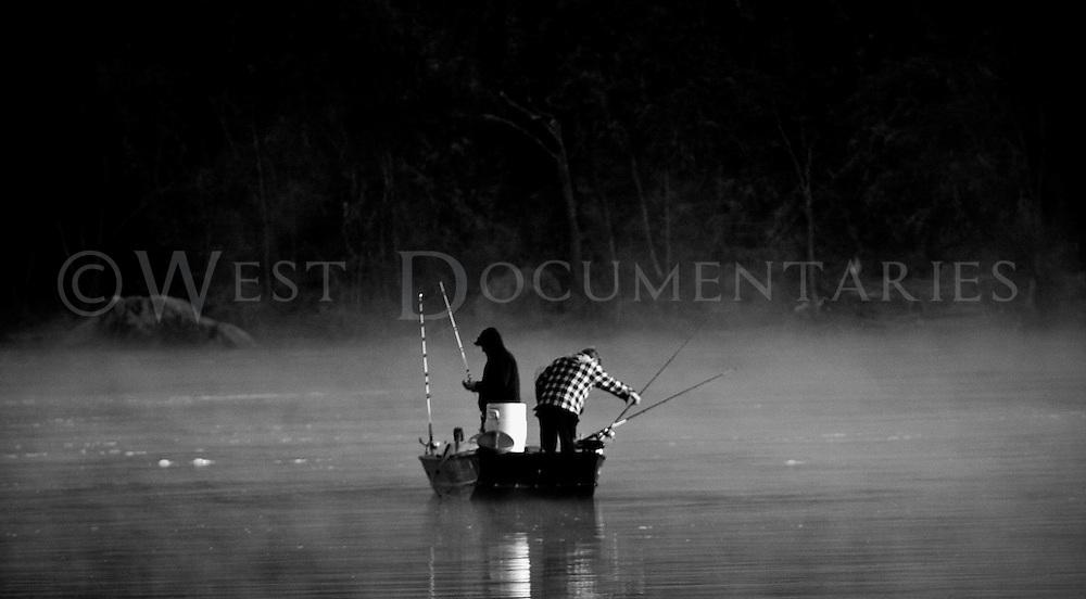 Excerpt from the Badin Lake Documentary-www.johnwestphioto.com