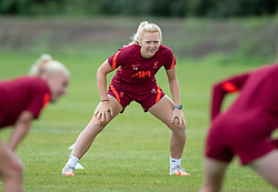 WALLASEY, ENGLAND - Wednesday, July 28, 2021: Liverpool's Ceri Holland during a training session at The Campus as the team prepare for the start of the new 2021/22 season. (Pic by David Rawcliffe/Propaganda)