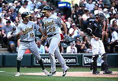 Chicago White Sox v Oakland Athletics - 24 June 2017