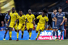 New York City FC v Columbus Crew SC - 01 Sept 2018