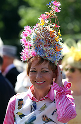 Marta Glazen during day three of Royal Ascot at Ascot Racecourse.