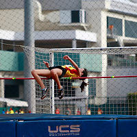 A Div Girls High Jump