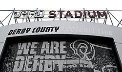 Derby County's iPro Stadium - Mandatory byline: Robbie Stephenson/JMP - 07966 386802 - 03/10/2015 - FOOTBALL - iPro Stadium - Derby, England - Derby County v Brentford - Sky Bet Championship