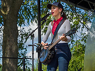 Kendall Conrad performs on the Rising Star Stage during the Citadel Country Spirit USA music festival.<br /> <br /> For three days in August, country music fans celebrated at the Citadel Country Spirit USA music festival, held on the Ludwig's Corner Horse Show Grounds.