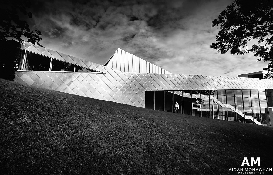 Building Name:  R e g i o n a l - C u l t u r a l - C e n t r e<br /> Archtect: Mac Gabhann Architects<br /> City/Town:  Letterkenny<br /> County: Donegal<br /> Country: Ireland<br /> Building type:  Art Gallery<br /> Year of Completion:  2003<br /> Collection:  Culture/Entertainment