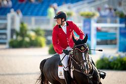 Philippaerts Nicola, BEL, Chilli Willi<br /> World Equestrian Games - Tryon 2018<br /> © Hippo Foto - Dirk Caremans<br /> 20/09/2018
