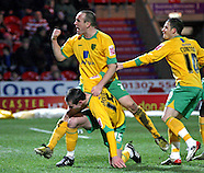 Doncaster Rovers v Norwich City 300109