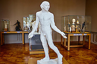 France, Paris (07), musée Rodin, 77 rue de Varenne, Jean de Fiennes, nu monumental // France, Paris, Rodin museum, Jean de Fiennes, Monumental Nude