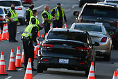 News-LAPD Sobriety Checkpoint-Jul 25, 2020