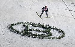06.01.2013, Paul Ausserleitner Schanze, Bischofshofen, AUT, FIS Ski Sprung Weltcup, 61. Vierschanzentournee, Bewerb, im Bild Michael Neumayer (GER) // Michael Neumayer of Germany during Competition of 61th Four Hills Tournament of FIS Ski Jumping World Cup at the Paul Ausserleitner Schanze, Bischofshofen, Austria on 2013/01/06. EXPA Pictures © 2012, PhotoCredit: EXPA/ Juergen Feichter