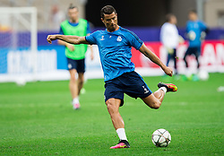 during training session of Real Madrid (ESP) ahead of their UEFA Champions League final against Atlético (ESP), on May 27, 2016 in San Siro Stadium, Milan, Italy. Photo by Vid Ponikvar / Sportida
