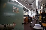 "PMM220109#Portuguese Mint ""Casa da Moeda Lisbon"" - silk printing department."