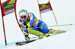 SKUBE Matic of Slovenia during the 1st Run of Men's Giant Slalom - Pokal Vitranc 2013 of FIS Alpine Ski World Cup 2012/2013, on March 9, 2013 in Vitranc, Kranjska Gora, Slovenia.  (Photo By Vid Ponikvar / Sportida.com)