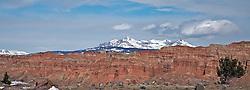 Badlands, Ramshorn Peak, Dubois, Wyoming
