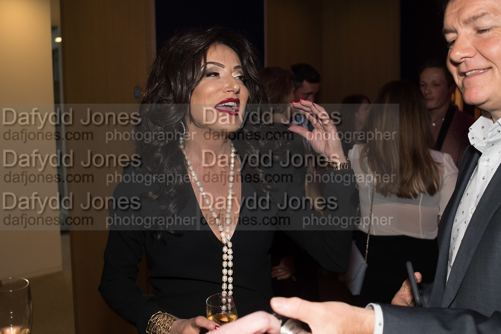 NANCY DELL D'OLIO, Bonhams host a private view for their  forthcoming auction: Jackie Collins- A Life in Chapters' Bonhams, New Bond St.  3 May 2017.