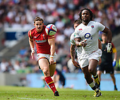 May 29, 2016-Rugby-Old Mutual Wealth Cup-England vs Wales