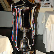 """NLD/Hoofddorp/20060511 - Persconferentie K1 freefight gala """" it's Showtime """", beker, troffee"""