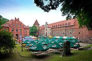 Bytów, 2011-07-08. XIV-wieczny zamek krzyżacki.s